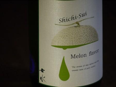 七水 純米 五百万石 Melon flavor 720ml