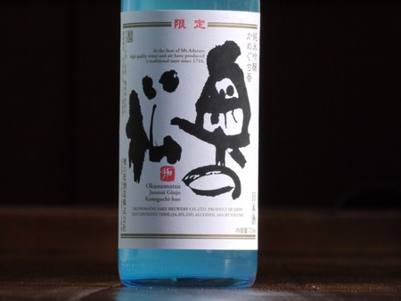 奥の松 純米吟醸かめぐち番 720ml