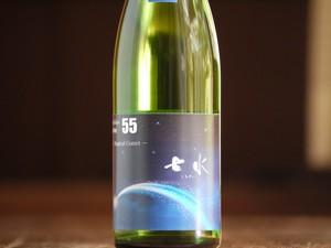 七水(ひちすい) 純米吟醸55 彗星 720ml