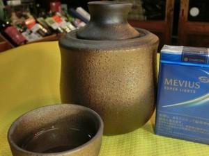 酒燗丸(しゅかんまる)   酒燗器
