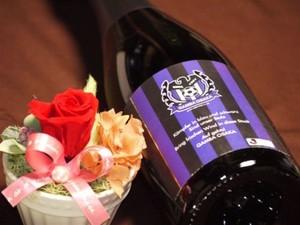 ガンバ大阪スパークリングワイン